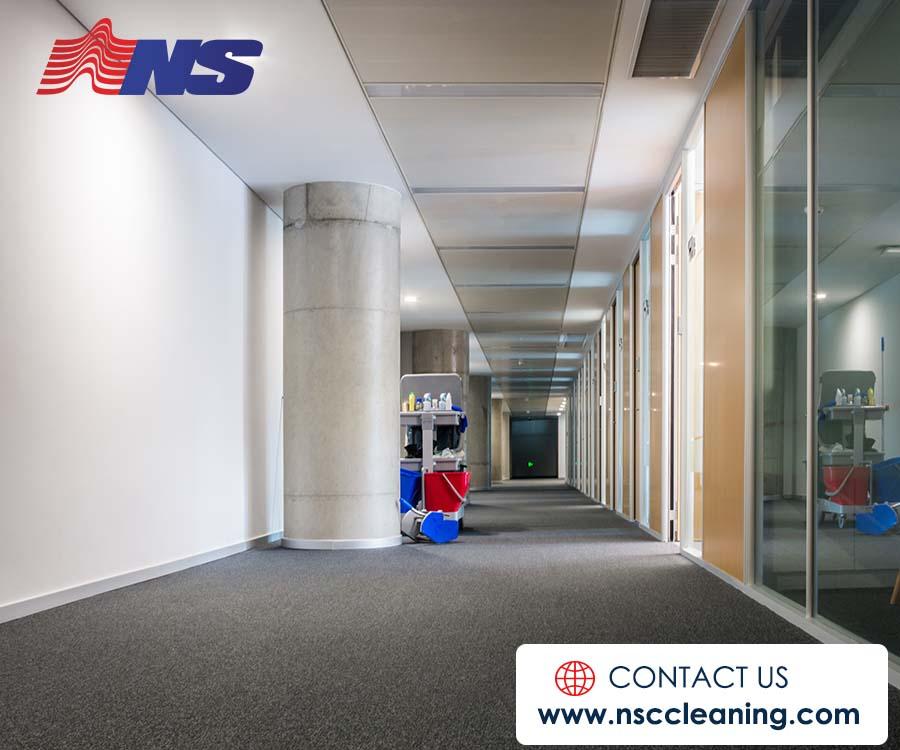 01 Houston Commercial Cleaning Services