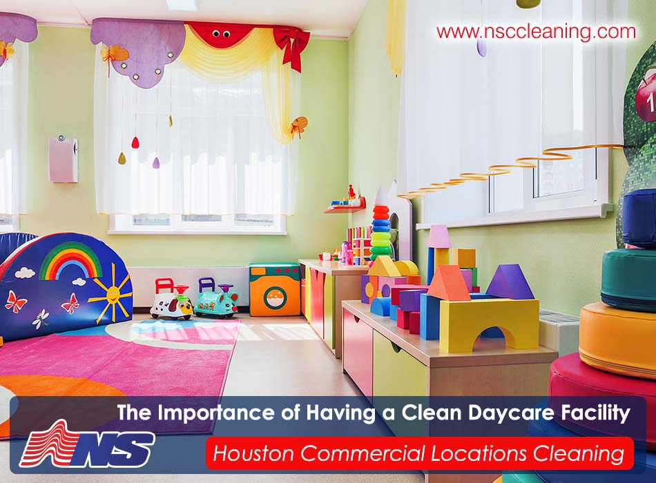 14 Houston DayCare Offices Cleaning
