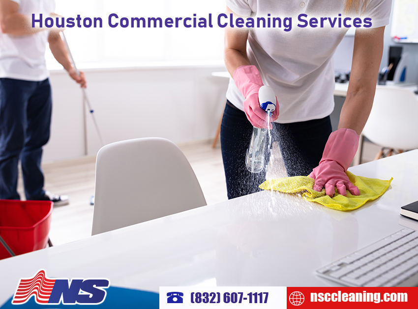 20 Houston Commercial Cleaning